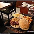 20130208艾可先生漢堡餐廳.清水休息站