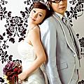 土田久年&美和子婚紗照
