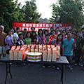 100_05_09鳳山區忠義羽球協會母親節活動