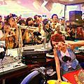 廣州電台戶外直播畫面