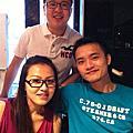 *台北*西堤牛排 好友餞行聚會  2012-05-01