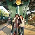 香港 迪士尼樂園  2008-12-16