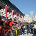 黃大仙廟 2008-12-18