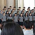 淡江中學新生校歌比賽 (20170817)