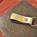 【天母新光三越/品牌活動】給爸比的專屬皮革鑰匙圈 / 父親節手作