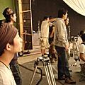 2006/12/10  7-11  40秒形象廣告片場紀實(中)