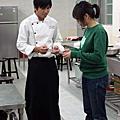 2009/10/15張秋永廚藝教室@文山社大