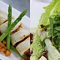 2009/11/19 張秋永廚藝教室:凱薩沙拉caesar salad & 鮮蝦花枝捲