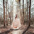 [創作造型]花精靈。攝影師:小喬、小涵。新娘秘書:Flavia小拉
