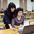 2014.3.7婦幼館婦女志工電腦進階第二班