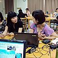 2014.09.15婦幼館網拍A班上課花絮照片