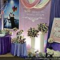 宜蘭 婚禮佈置 羅東金樽 2015-07-19