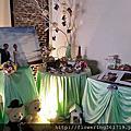 宜蘭 婚禮佈置 宜蘭渡小月 20150919