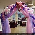 宜蘭 婚禮佈置 20151009 礁溪金樽