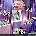 宜蘭 婚禮佈置 20151018澳底活動中心