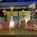 宜蘭 婚禮佈置 20151101 山頂會館晚宴
