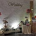 宜蘭 婚禮佈置20151122宜蘭龍園晚宴