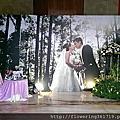 宜蘭 婚禮佈置 20151127羅東龍園晚宴