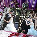 宜蘭 婚禮佈置 20151202龍佳園餐廳