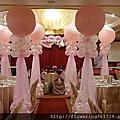 宜蘭 婚禮佈置 20160430羅東金門