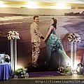 宜蘭婚禮佈置 海都餐廳2F 20161105