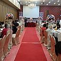 宜蘭婚禮佈置 龍佳園餐廳