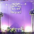 宜蘭婚禮佈置 羅東龍園 20161224