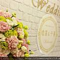 宜蘭婚禮佈置  宜蘭頭城禾風溫泉會館 20170305