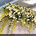 宜蘭婚禮佈置 礁溪金樽會館