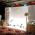 宜蘭婚禮佈置 2017/11/25 友愛發樓8F