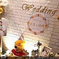 宜蘭婚禮佈置 羅東渡小月 會場佈置