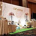 晶英酒店 宜蘭婚禮佈置