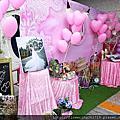 社區活動中心婚禮佈置 會場佈置