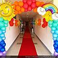 活動會場佈置 氣球佈置