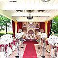 民宿戶外證婚 戶外婚禮佈置 宜蘭婚禮佈置