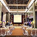綠舞觀光飯店 活動氣球佈置
