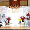 羅東龍園會館 宜蘭婚禮佈置 鮮花佈置