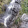 礁溪五峰旗瀑布