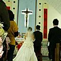 2011-12-31 琳琳婚禮彌撒