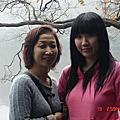 和媽咪慈湖遊。