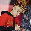 150322 Amber Beautiful專輯簽名會