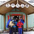 踏雪尋蹤-雪山雪季初體驗20120124-25