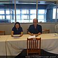 2011.06.05親善大使與社區參訪點評選