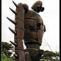2011大十月 - 再訪東京part 1 涉谷 三鷹吉卜力美術館 東京車站