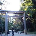 20081121Meiji jingu