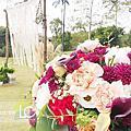 IF好事-波西米亞戶外婚禮(客製)