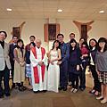 2010.12.18 意雯婚禮彌撒