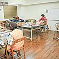 2014.簡易織布機證書班