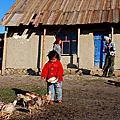 2008圖瓦人村落