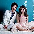 台南法國台北婚紗照